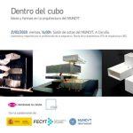 Conferencia Dentro del cubo – Ideas y formas en la arquitectura del MUNCYT