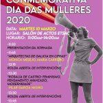 Sesión conmemorativa Día de la Mujer 2020