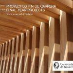 VIII Edición del Concurso PFC Cátedra Madera