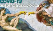 COVID-19. Asistencia Psicolóxica en confinamento