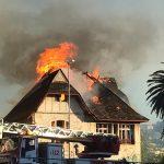 Incendio na Casa Carnicero