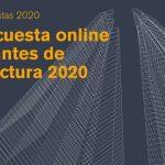 Encuesta online a estudiantes de arquitectura   Arquia 2020