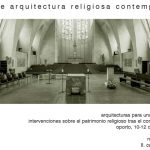 Nuevo nº de la revista Actas de Arquitectura Religiosa Contemporánea