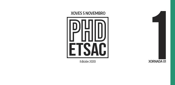 Evento PHD – ETSAC