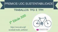 Premios UDC Sustentabilidade 2020