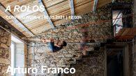 "Arturo Franco ""A rolos"". 'Arquitectura+Rehabilitación. 01 acción'"
