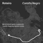 """Roteiro da exposición """"Camiño Negro"""""""