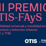 VII Premio OTIS-FAyS