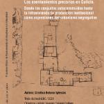 """Leitura da tese de Doutoramento """"Los asentamientos precarios en Galicia."""""""
