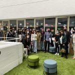 A ETSAC recibe ao novo estudantado do Grao en Paisaxe